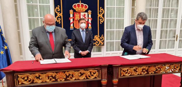 El MAPA invierte 23,23 millones de euros en la modernización de regadíos en Jaén y Granada