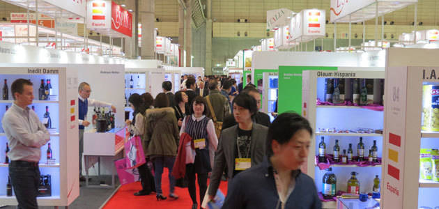 Foodex Tokio se consolida como escaparate para el AOVE español en Japón