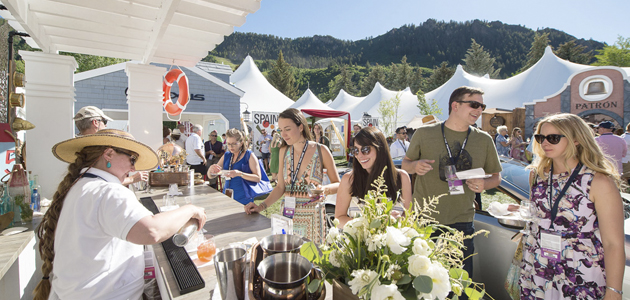 Food & Wine Classic in Aspen, un exclusivo escaparate para el AOVE español