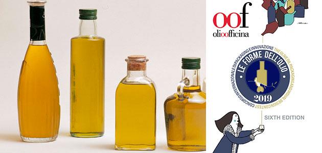 Olio Officina convoca los premios 'Le forme dell'Olio' 2019