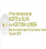 Sevilla acoge en junio el II Foro Internacional del Aceite de Oliva y la Aceituna de Mesa