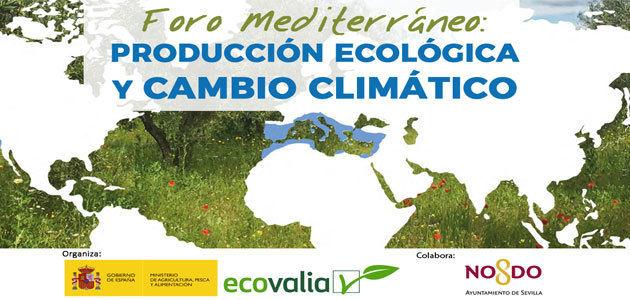 Investigadores internacionales debatirán en Sevilla sobre producción ecológica y cambio climático