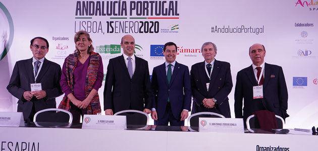 Andalucía y Portugal fomentan sus relaciones comerciales y de inversión