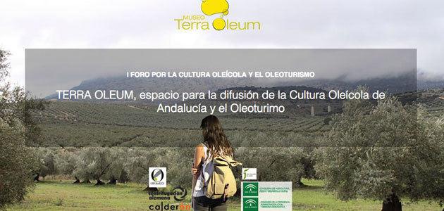 Jaén acogerá el I Foro por la Cultura Oleícola de Andalucía y el Oleoturismo