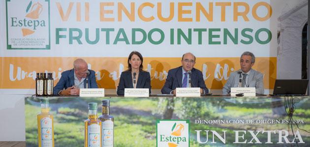La DOP Estepa analiza el futuro del olivar en el VII Encuentro Frutado Intenso