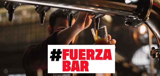 #FUERZABAR reúne más de 21 millones de productos como el aceite de oliva para bares y restaurantes