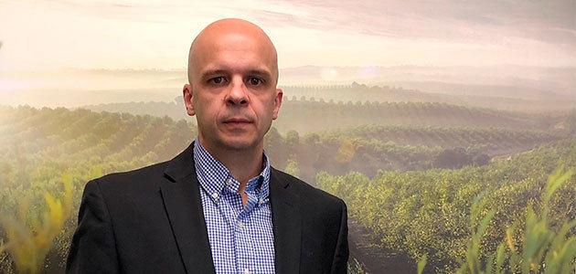 Gabriel Estévez, nuevo responsable de Aceites de Grupo Sovena