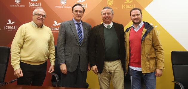 La UCO y Galpagro desarrollarán una línea específica del programa de mejora genética del olivo
