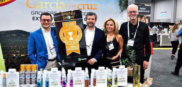 La nueva gama de García de la Cruz, galardonada en EEUU con el