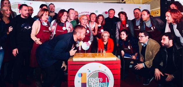 Gastrofestival, 10 años saboreando Madrid