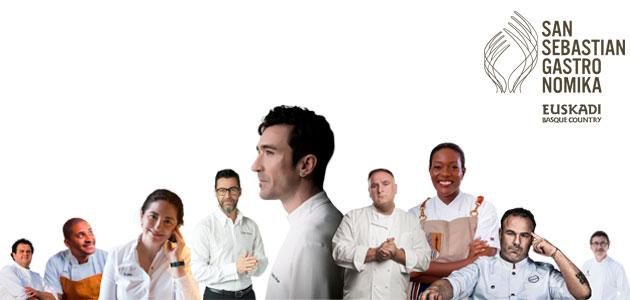 San Sebastian Gastronomika 2020: una edición 100% on line y gratuita para descubrir la gastronomía mundial