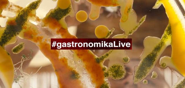 San Sebastian Gastronomika lanza #GastronomikaLive