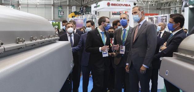 GEA realiza un balance muy positivo de su participación en Expoliva