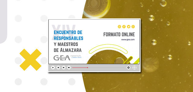 XIV Encuentro de Maestros de Almazara de GEA: por primera vez un workshop sobre mantenimiento de almazaras en directo