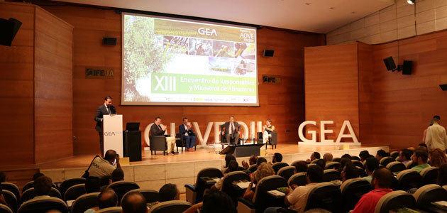 El XV Encuentro de Maestros y Responsables de Almazara de GEA se celebrará el 7 de octubre en Jaén