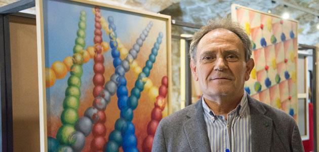 'Geometría del olivar', una exposición que plasma la obra del hombre en el olivar