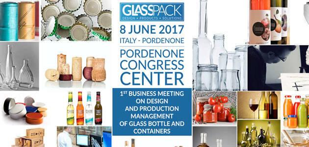 GlassPack 2017, un encuentro de negocios sobre el diseño de botellas y envases de vidrio