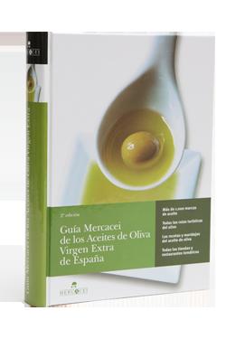 Guía Mercacei de los Aceites de Oliva Virgen Extra de España