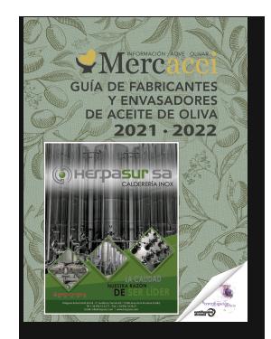 Guía Mercacei de Fabricantes y Envasadores de Aceite de Oliva