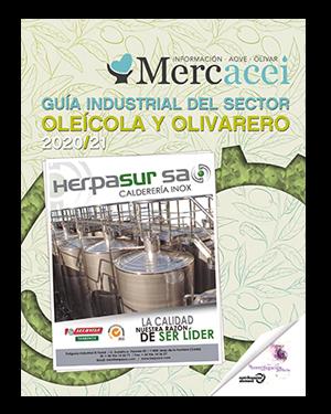 Guía Industrial del Sector Oleícola y Olivarero