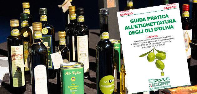 Italia publica una guía práctica para el etiquetado del aceite de oliva