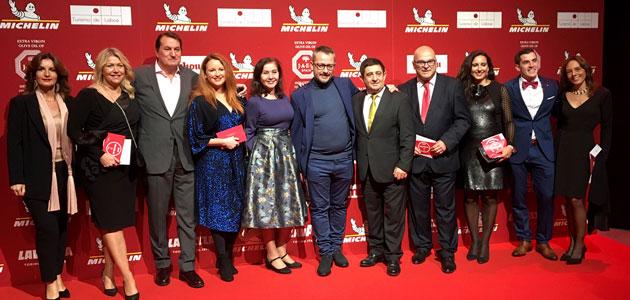 """Los """"Jaén Selección"""" volverán a ser los únicos AOVEs presentes en la gala de la Guía Michelin de España y Portugal"""
