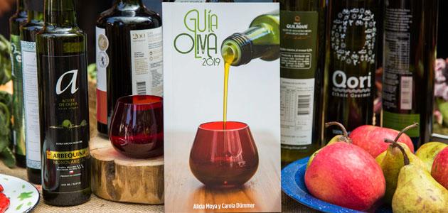Más de 50 aceites, seleccionados en la primera edición de 'Guía Oliva' de Chile