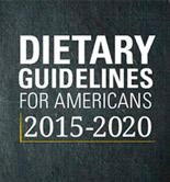 EEUU publica nuevas guías para promover una alimentación saludable