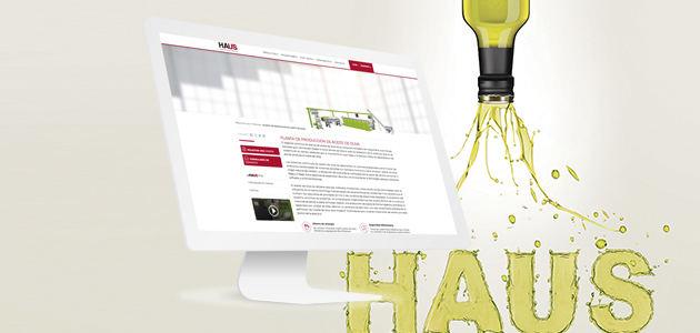 Haus estrena página web