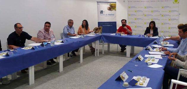 Restauradores de Huelva profundizan en la excelencia del aceite de oliva