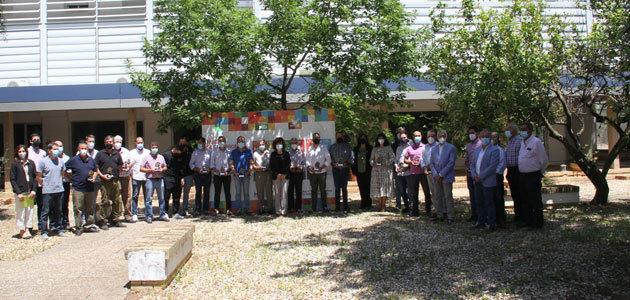 La Diputación de Huelva ensalza la figura de los maestros de almazara de la provincia