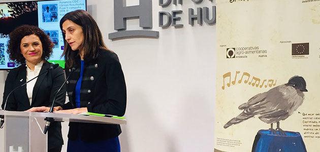 Catas formativas de AOVE en Huelva en el marco del proyecto Innoliva