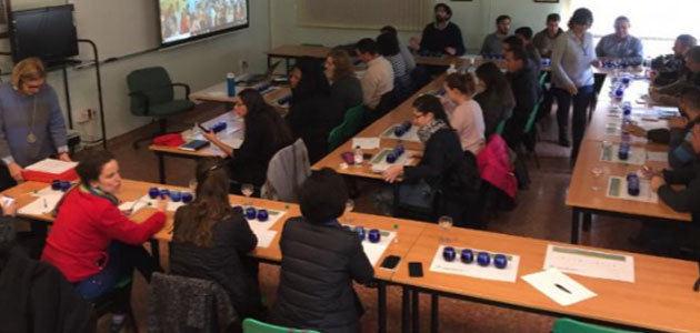 Alumnos de siete países participan en el Curso Superior de Especialización en Olivicultura