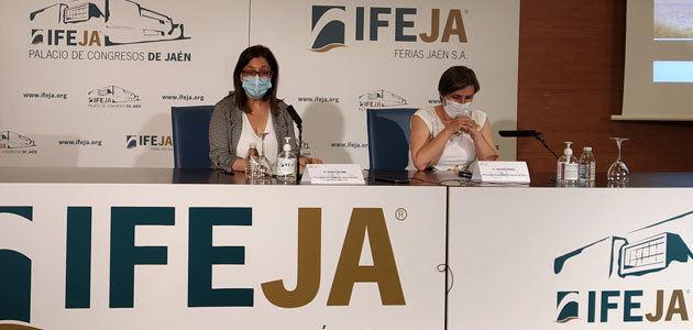Ifeja y la Fundación del Olivar firman un convenio para la puesta en marcha de Expoliva 2021
