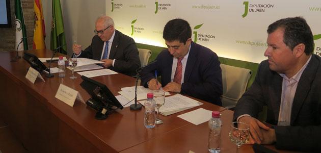 La Diputación aporta otros 20.000 euros para que la IGP Aceite de Jaén pueda certificar AOVEs de máxima calidad