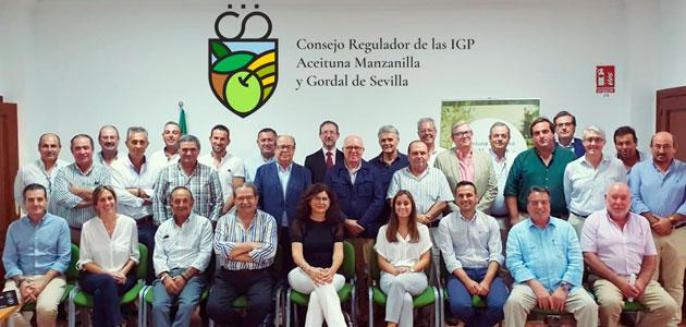El Consejo Regulador de las IGPs Manzanilla y Gordal constituye definitivamente su pleno