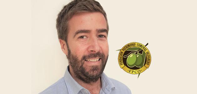Iñaki Benito Otazu, nuevo director gerente de la Fundación Patrimonio Comunal Olivarero