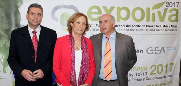 """La Junta de Andalucía anima al sector oleícola a aprovechar las """"circunstancias únicas"""" de esta campaña para reforzar su liderazgo"""