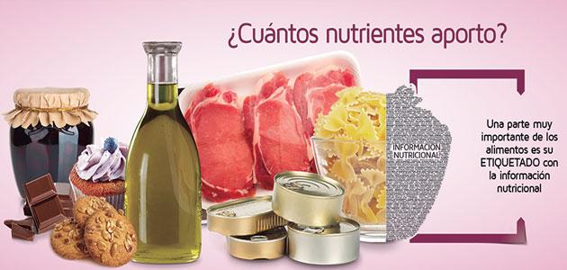 Ya es obligatoria la información nutricional en el etiquetado del aceite de oliva
