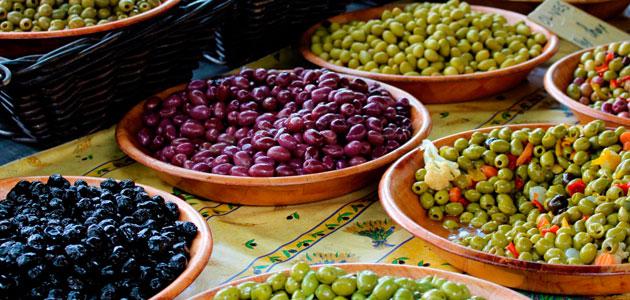 Crece el interés de India por las aceitunas españolas