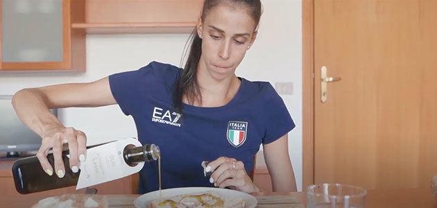 Deportistas olímpicos italianos, embajadores del AOVE