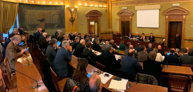 El Gobierno y el sector oleícola italiano abordan la situación de bajos precios del aceite de oliva