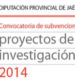 Jaén convoca subvenciones para la elaboración de proyectos de investigación