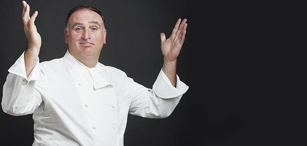 José Andrés: 'El AOVE me inspira libertad, con él ilumino la cocina'