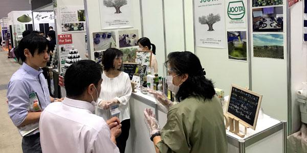 Japón descubre el atractivo del AOVE andaluz