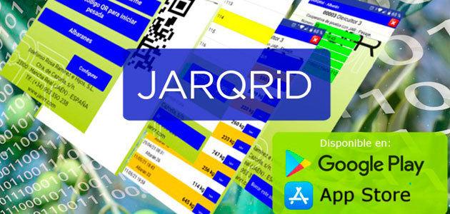 JAR desarrolla una app para facilitar el proceso de pesaje