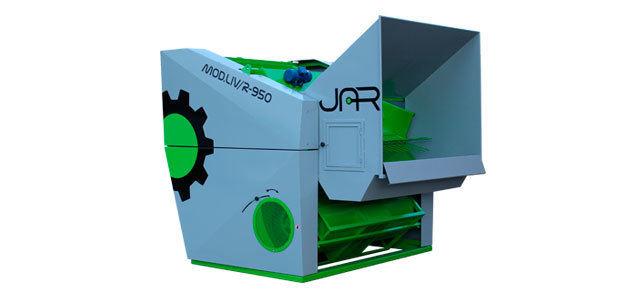 JAR presenta la limpiadora LIV/R-950 para superintensivo