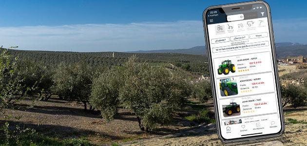 John Deere impulsa la digitalización del alquiler de tractores a través de la plataforma PLOOU