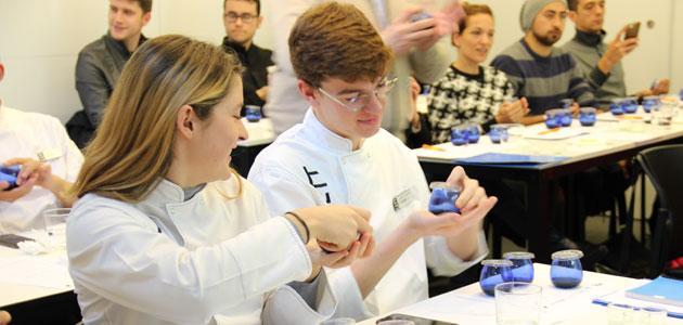 La Universidad de Barcelona acoge una jornada sensorial sobre el AOVE en la restauración
