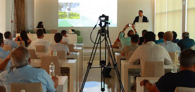 Elaisian analiza los beneficios de su tecnología en el olivar español